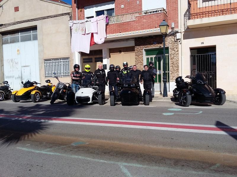 SPYDERS VALENCIA-RUTA-ALMUERZO DOSAGUAS 6 DICIEMBRE 20171213