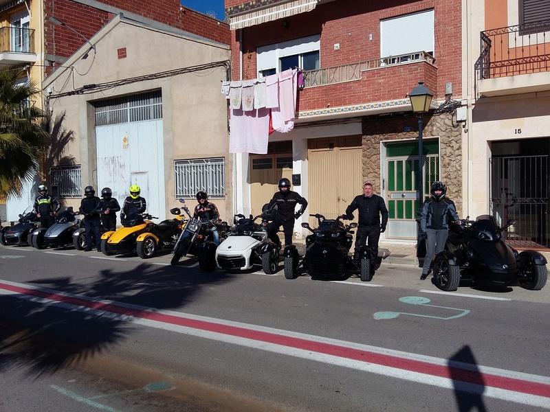 SPYDERS VALENCIA-RUTA-ALMUERZO DOSAGUAS 6 DICIEMBRE 20171214