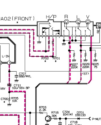 Tv lg cp20b85 sem som no AV Yiudio10