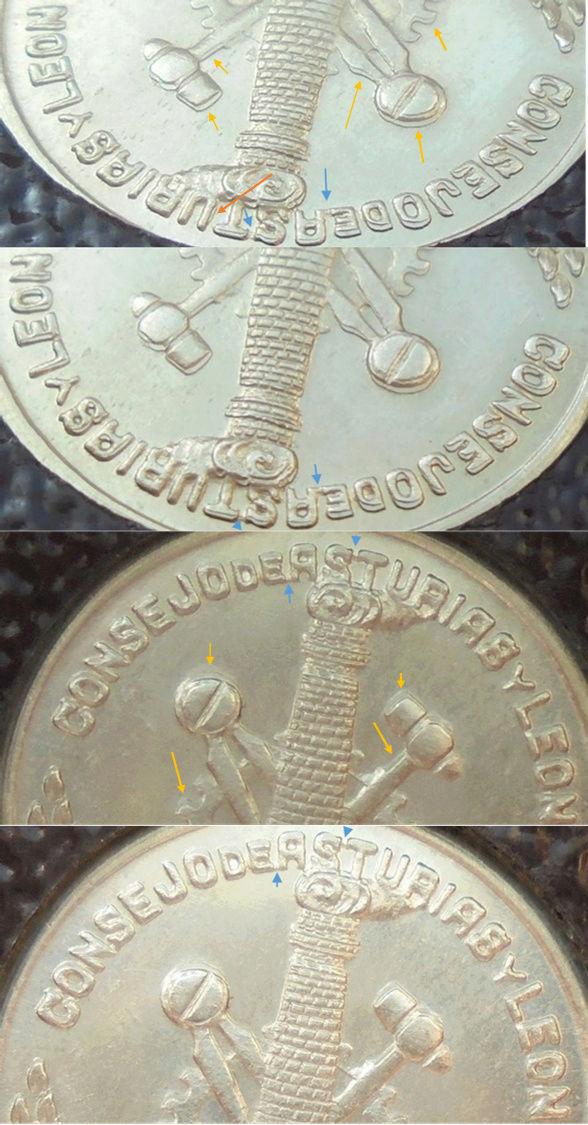 50 céntimos 1937. Consejo de Asturias y León. Guerra Civil - Página 3 112