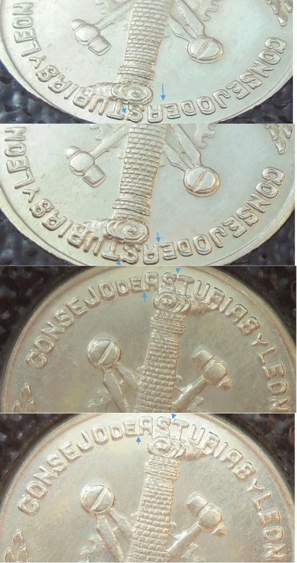 50 céntimos 1937. Consejo de Asturias y León. Guerra Civil - Página 2 210