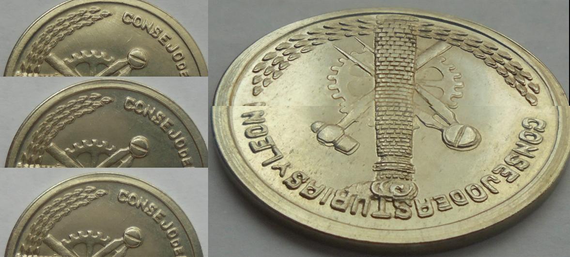 50 céntimos 1937. Consejo de Asturias y León. Guerra Civil - Página 5 3333310