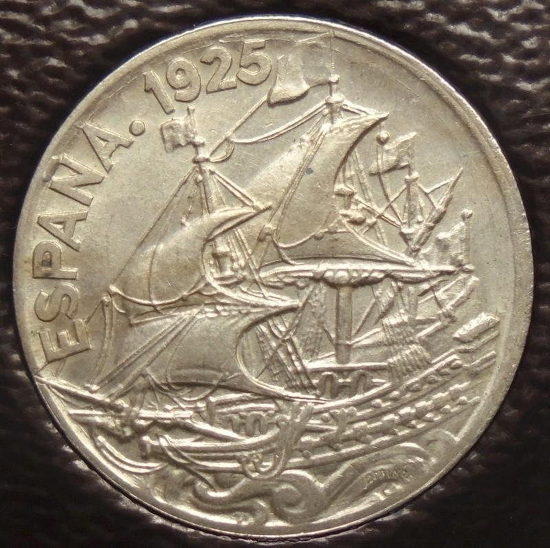 1925 - 25 Centimos 1925 Alfonso XIII OPINION/AYUDA Dsc02610