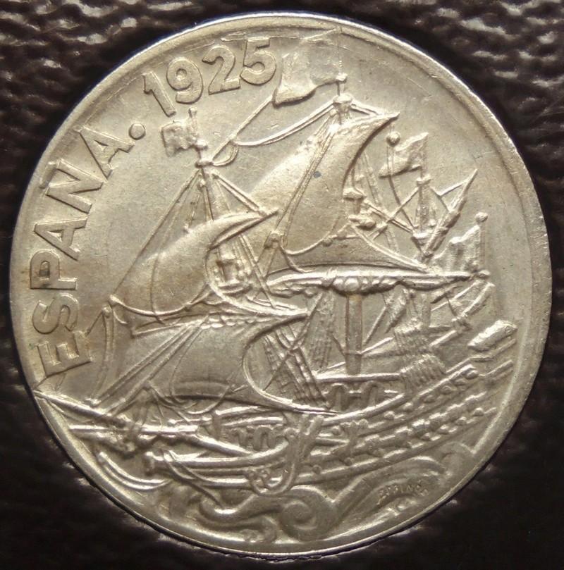 1925 - 25 Centimos 1925 Alfonso XIII OPINION/AYUDA Dsc02612