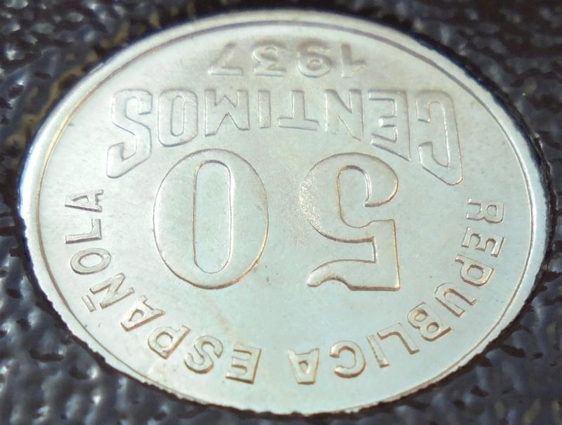 50 céntimos 1937. Consejo de Asturias y León. Guerra Civil Dsc04016
