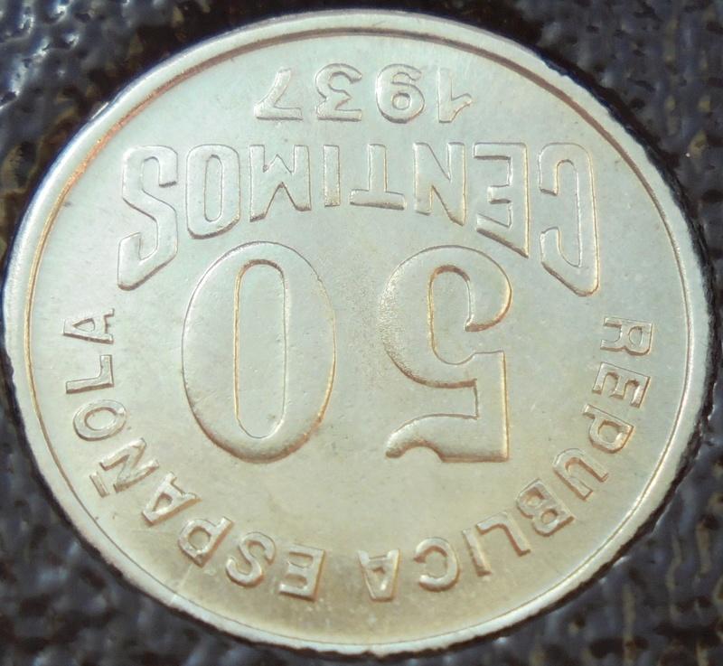 50 céntimos 1937. Consejo de Asturias y León. Guerra Civil Dsc04018