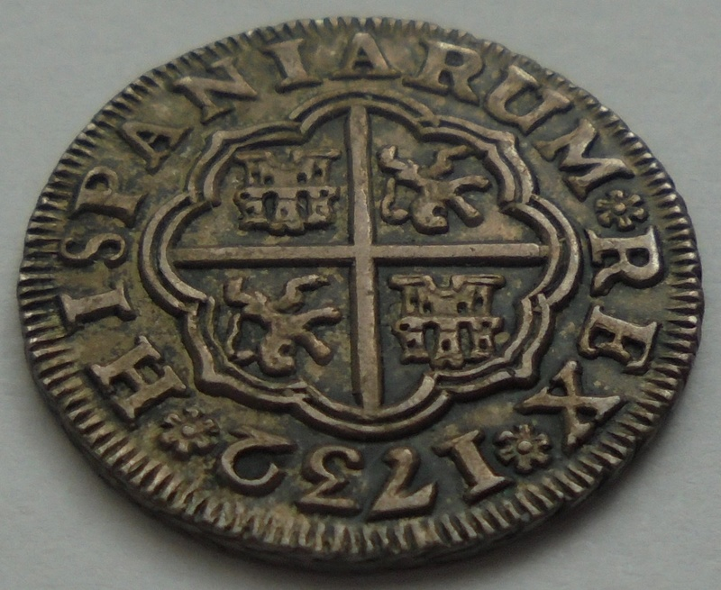 1 REAL FELIPE V 1732 CECA SEVILLA Dsc08917