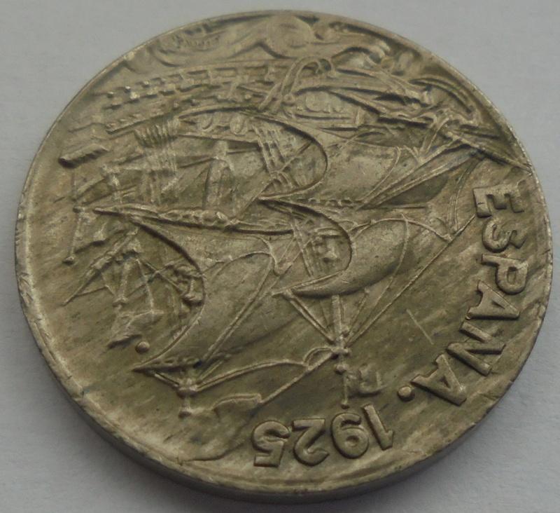 1925 - 25 Centimos 1925 Alfonso XIII OPINION/AYUDA Dsc09425