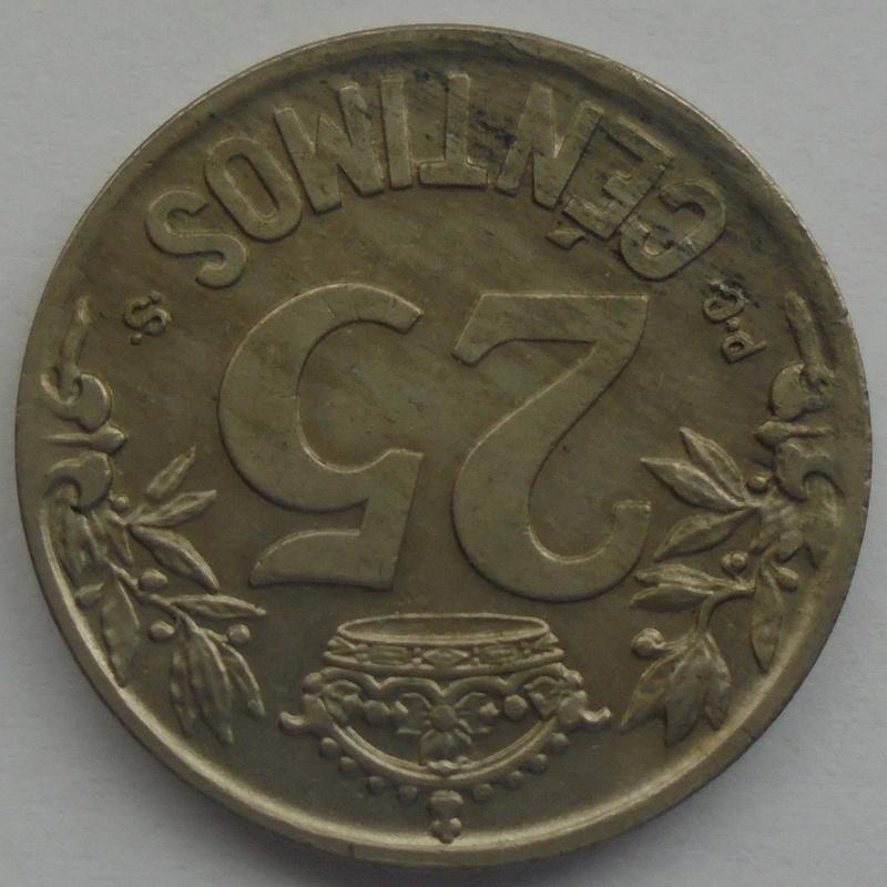 1925 - 25 Centimos 1925 Alfonso XIII OPINION/AYUDA Dsc09510