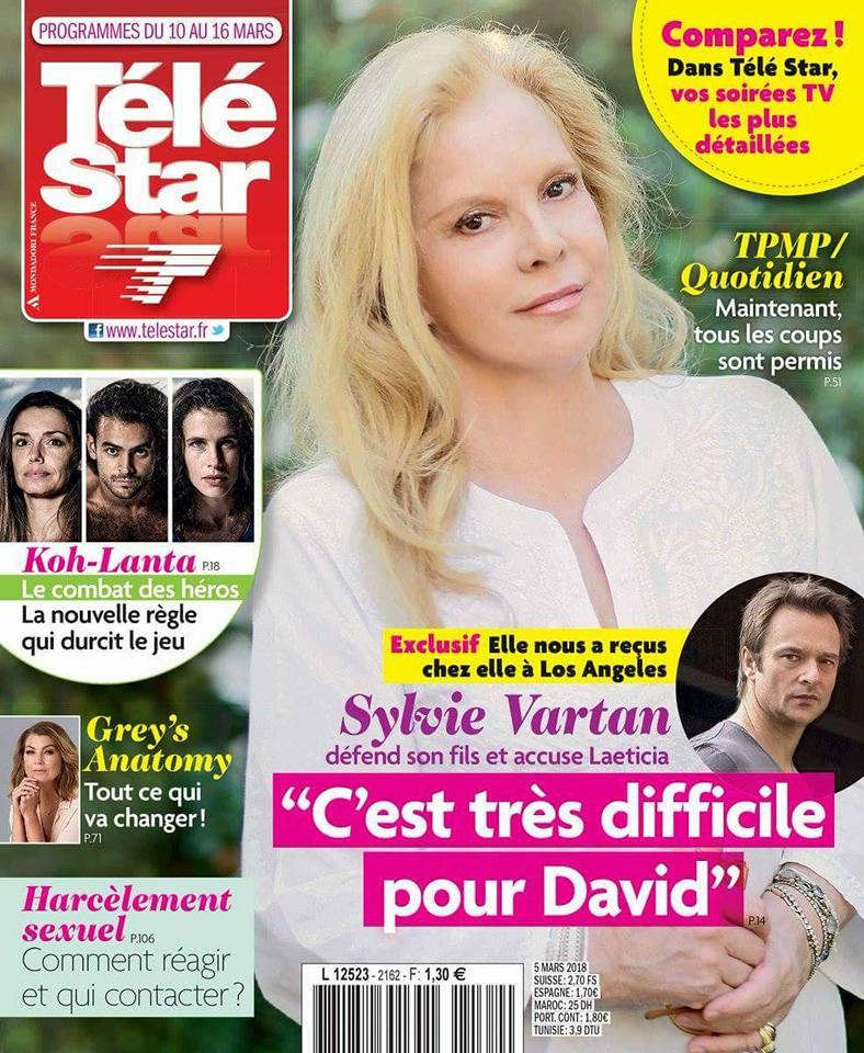 PRESSE - Couvertures Télé Star & Télé Poche 28471410
