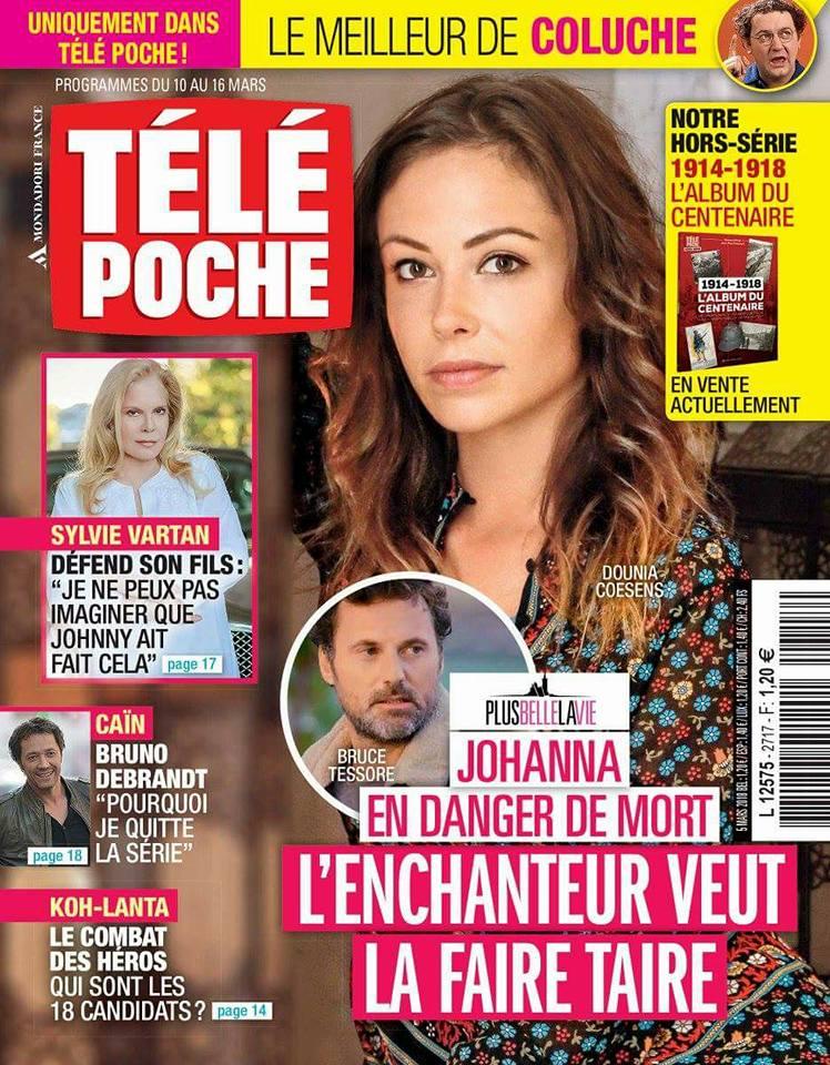 PRESSE - Couvertures Télé Star & Télé Poche 28576810