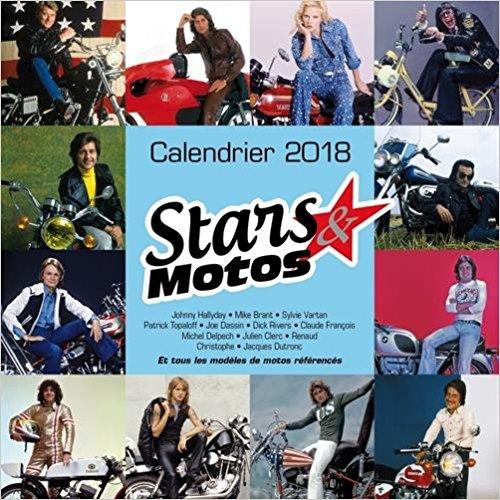 Calendrier Stars et motos 61yra310