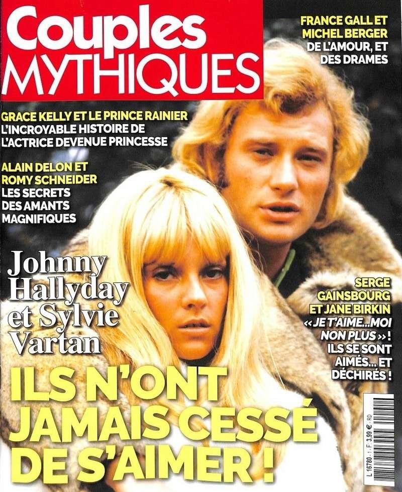 """PRESSE - Couverture du magazine """"Couples mythiques"""" S-l16010"""