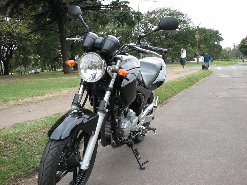Nueva Yamaha FZ 25 Img_0110