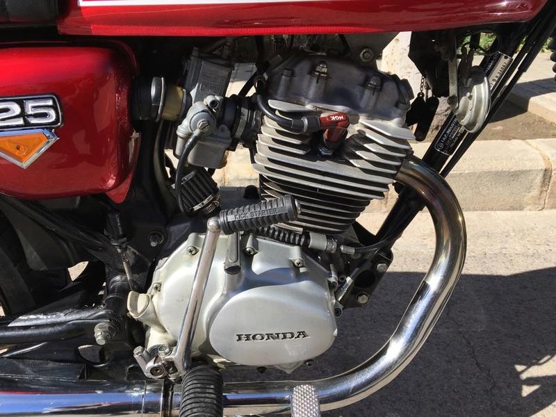 Se vende Honda CB 125 21193810