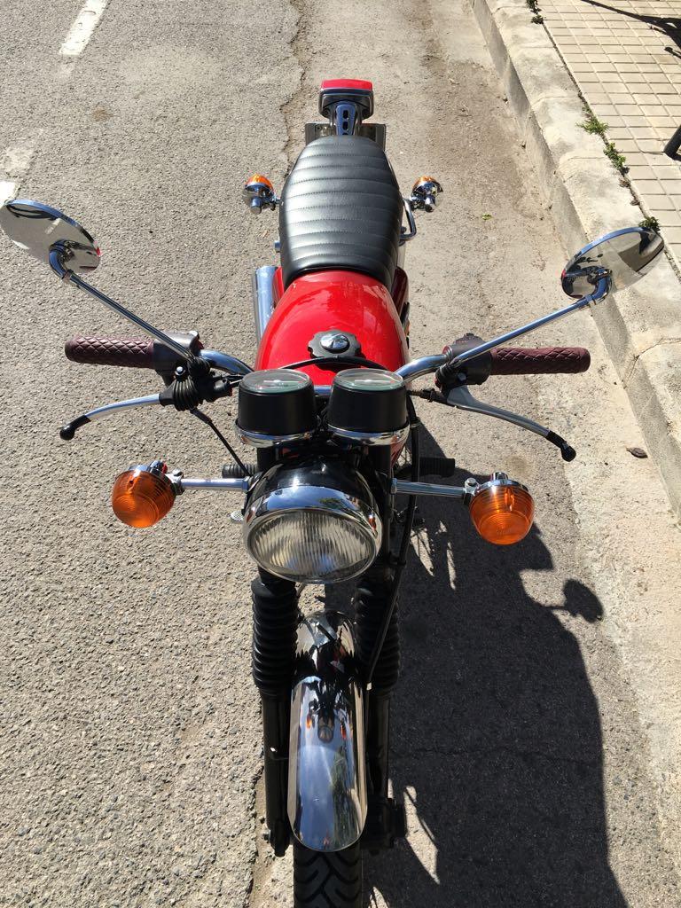 Se vende Honda CB 125 41af3610