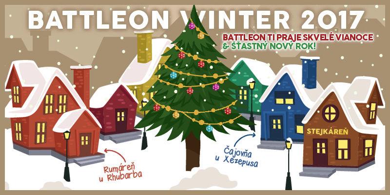 Zima na Battleone 2017 (Battleonská zimná dedinka) - Stránka 2 Winter10