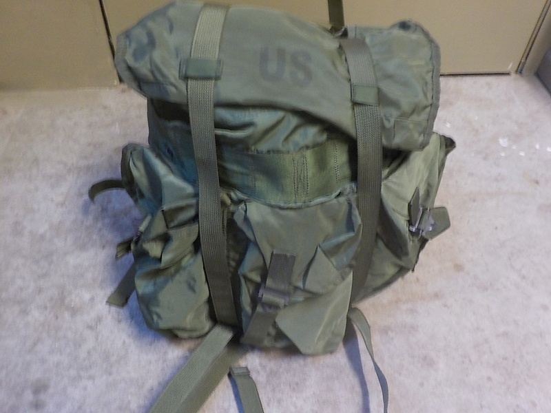 NZDF ALICE Pack Variants (and interim introduction) Dscn1613