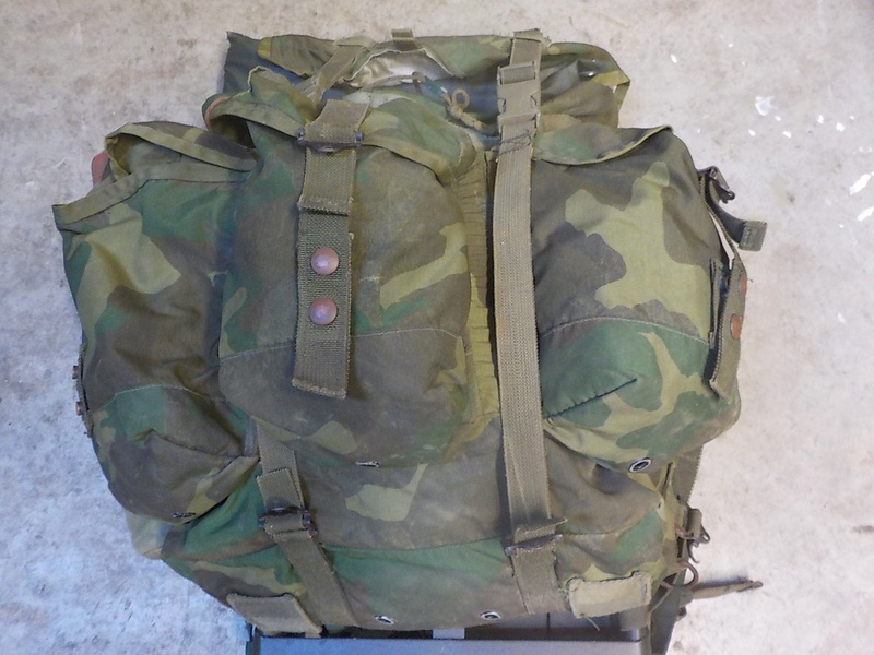 NZDF ALICE Pack Variants (and interim introduction) Dscn1614