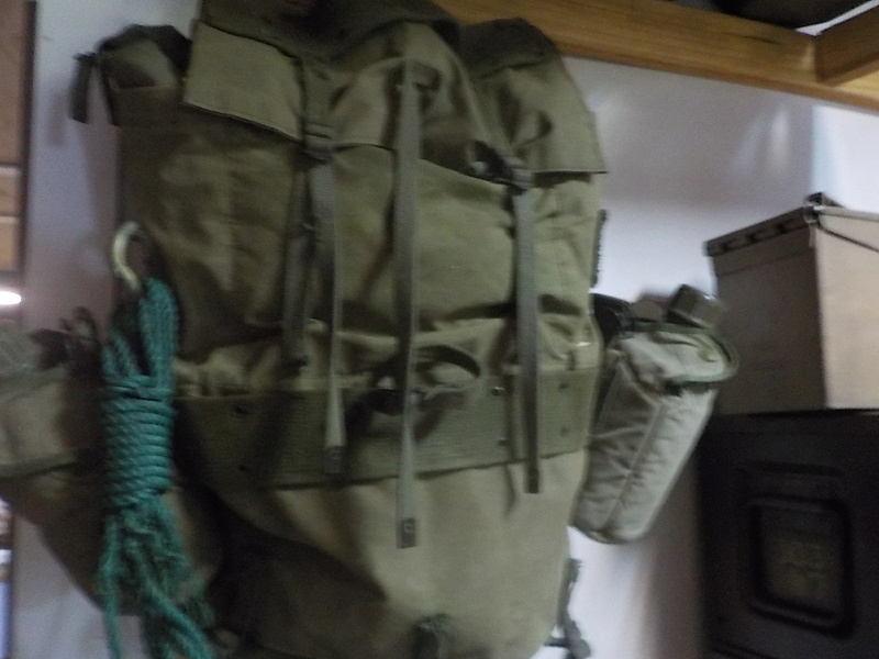 NZDF ALICE Pack Variants (and interim introduction) Dscn1616
