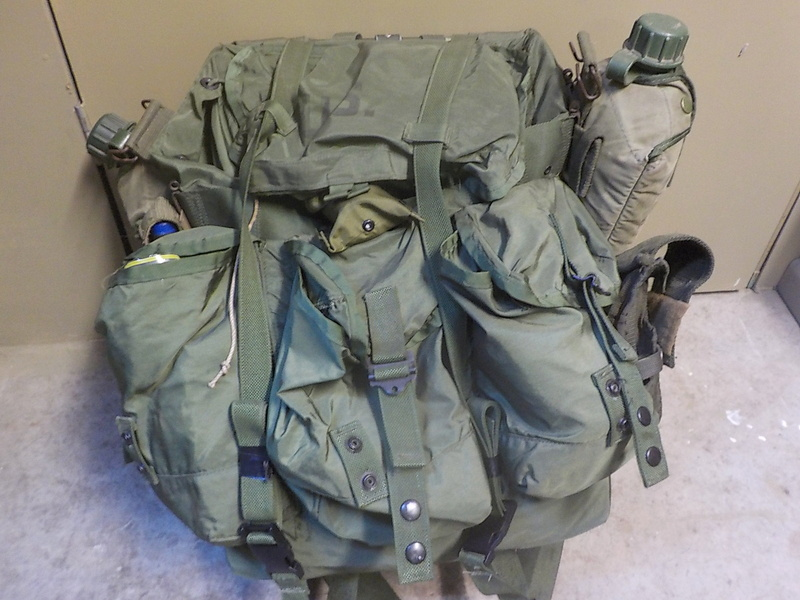 NZDF ALICE Pack Variants (and interim introduction) Dscn1618
