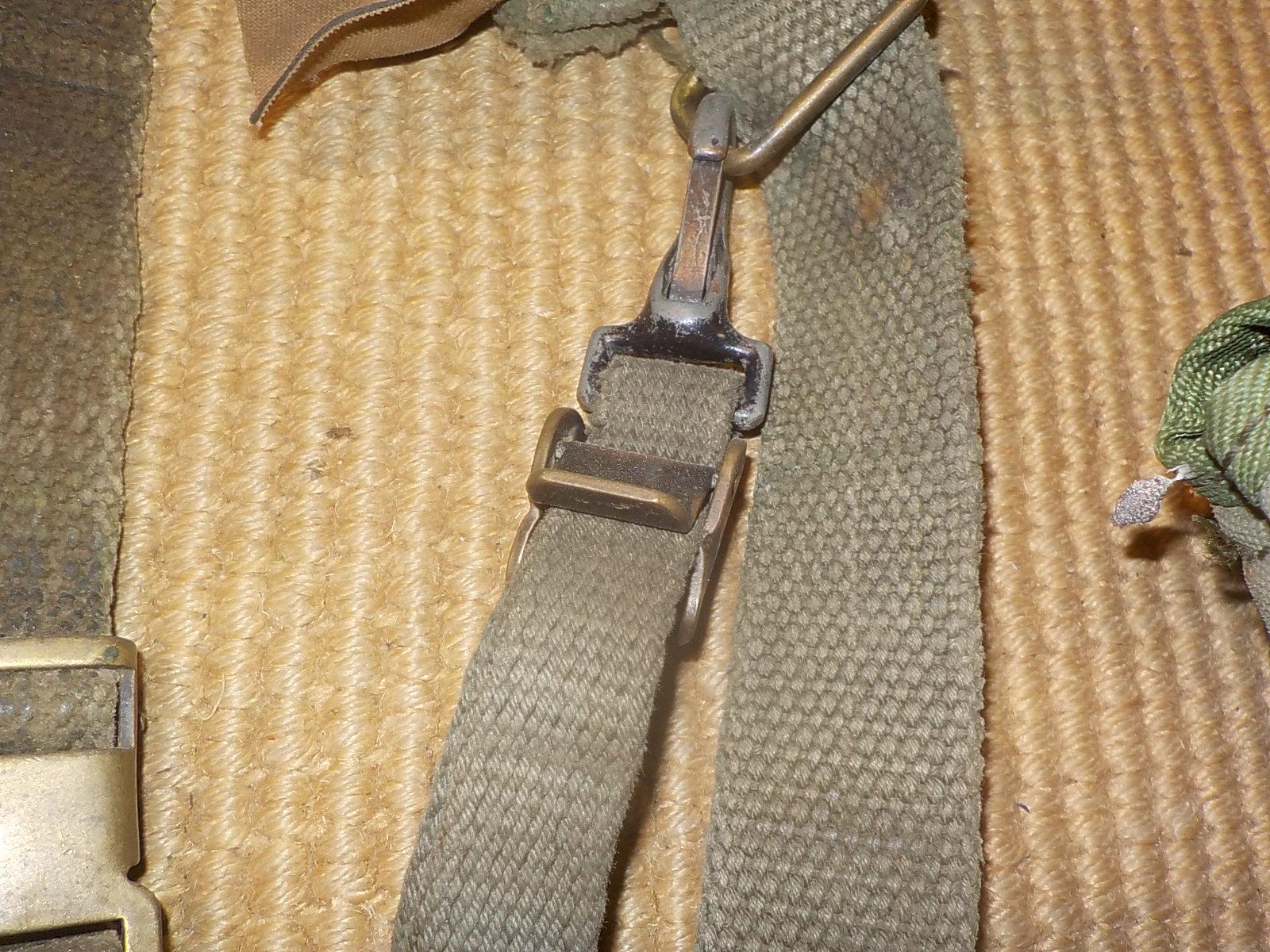 Australian M56 type webbing and Vietnam related uniform stuff Dscn1764