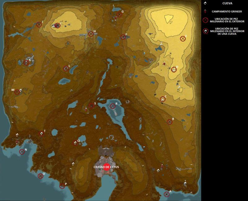 Pesca y Minería en Las Llanuras de Eidolon Mapape10