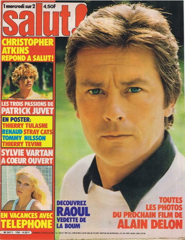 Discographie N° 78 L'AMOUR C'EST COMME UNE CIGARETTE 19810621