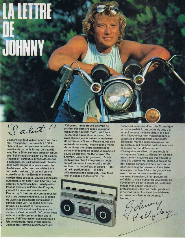 Discographie N° 79 ORIENT EXPRESS - Page 3 19811018