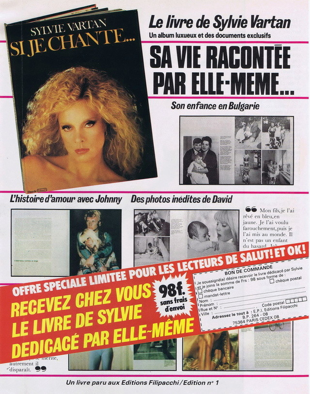 Discographie N° 79 ORIENT EXPRESS - Page 3 19811020