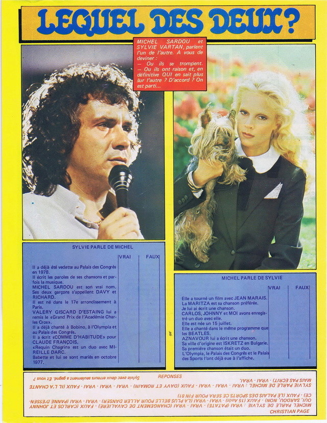 Discographie N° 79 ORIENT EXPRESS - Page 3 19811021