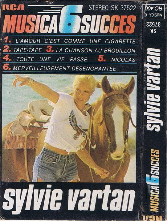 Discographie N° 78 L'AMOUR C'EST COMME UNE CIGARETTE - Page 2 1981rc10