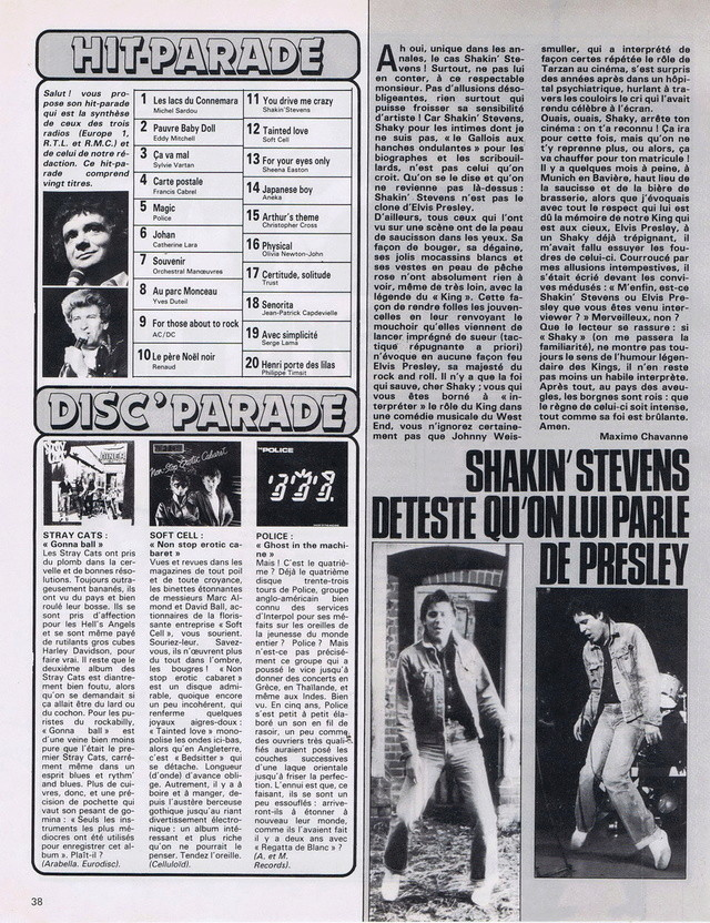 Discographie N° 79 ORIENT EXPRESS - Page 3 19820121
