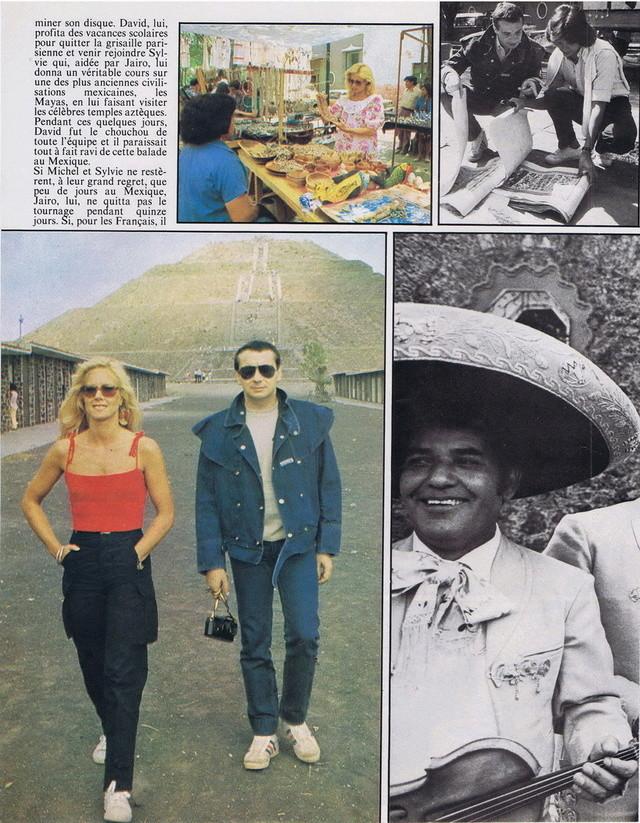 Discographie N° 80 LA SORTIE DE SECOURS - Page 3 19820410