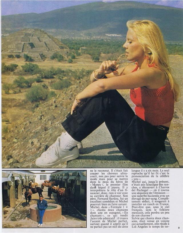 Discographie N° 80 LA SORTIE DE SECOURS - Page 3 19820411