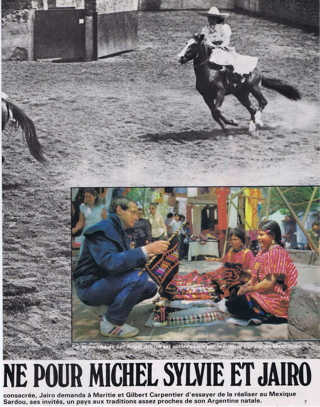 Discographie N° 80 LA SORTIE DE SECOURS - Page 3 19820412
