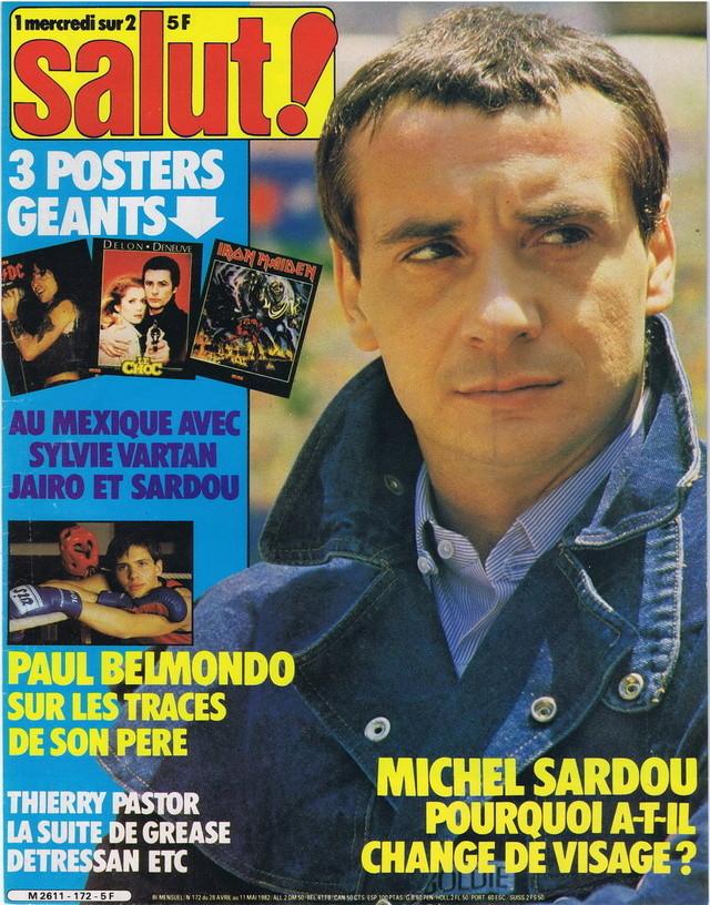 Discographie N° 80 LA SORTIE DE SECOURS - Page 3 19820413