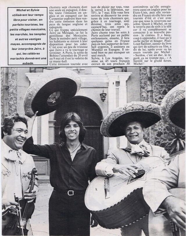 Discographie N° 80 LA SORTIE DE SECOURS - Page 3 19820414