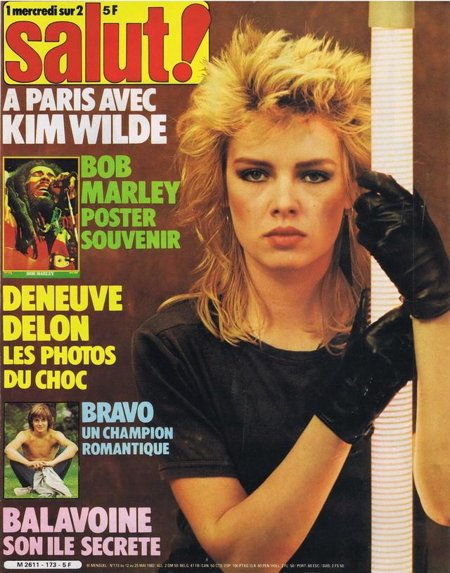 Discographie N° 80 LA SORTIE DE SECOURS - Page 3 19820510