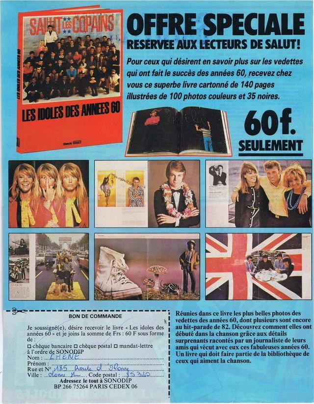 Discographie N° 80 LA SORTIE DE SECOURS - Page 3 19820615