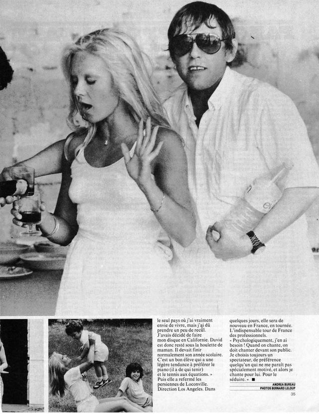 Discographie N° 80 LA SORTIE DE SECOURS - Page 3 19820713