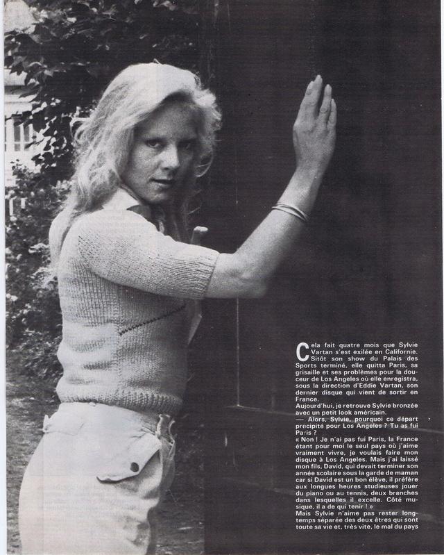 Discographie N° 80 LA SORTIE DE SECOURS - Page 3 19820716