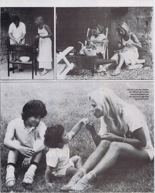 Discographie N° 80 LA SORTIE DE SECOURS - Page 3 19820717