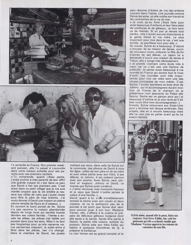 Discographie N° 80 LA SORTIE DE SECOURS - Page 3 19820719