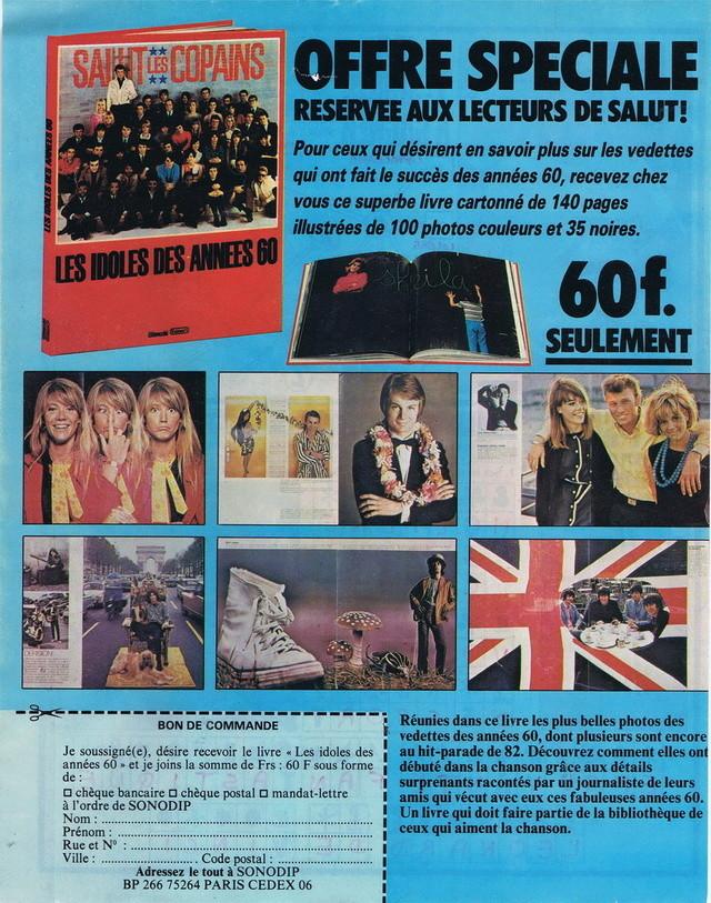 Discographie N° 80 LA SORTIE DE SECOURS - Page 3 19820721