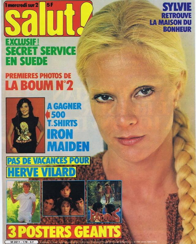 Discographie N° 80 LA SORTIE DE SECOURS - Page 3 19820722