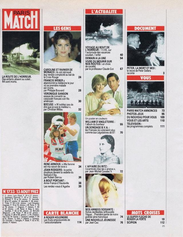 Discographie N° 80 LA SORTIE DE SECOURS - Page 3 19820811