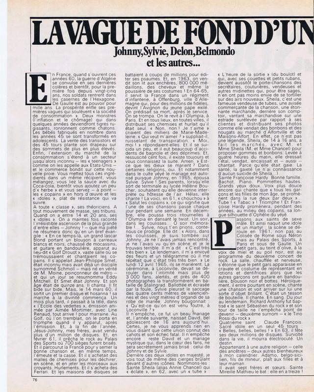 Discographie N° 80 LA SORTIE DE SECOURS - Page 3 19820815