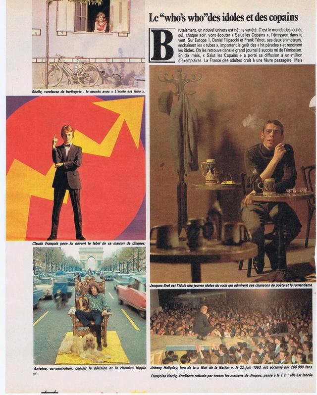 Discographie N° 80 LA SORTIE DE SECOURS - Page 3 19820818