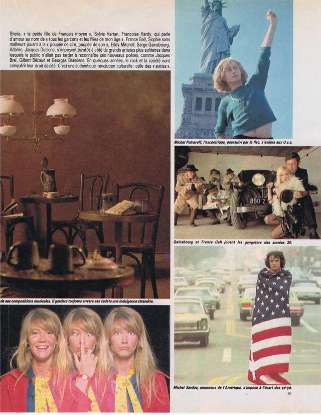 Discographie N° 80 LA SORTIE DE SECOURS - Page 3 19820819